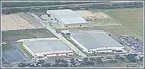 Aerial Photograph of Phase 1 of Ramirez Industrial Park